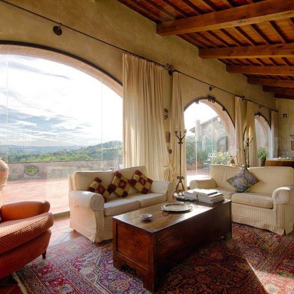 Séjours villas casher Toscane